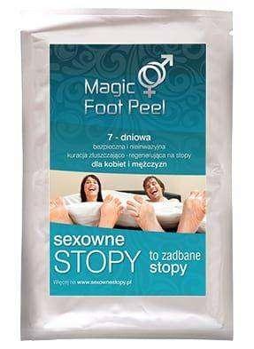 Magic Foot Peel