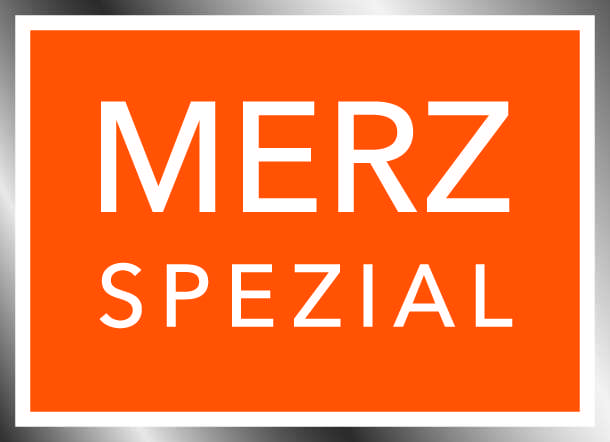 Logo Merz Spezial
