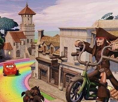 pirates toybox 4 disney infinity