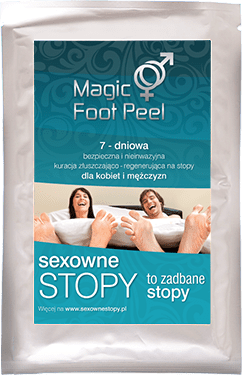 Magic Foot Peel okl