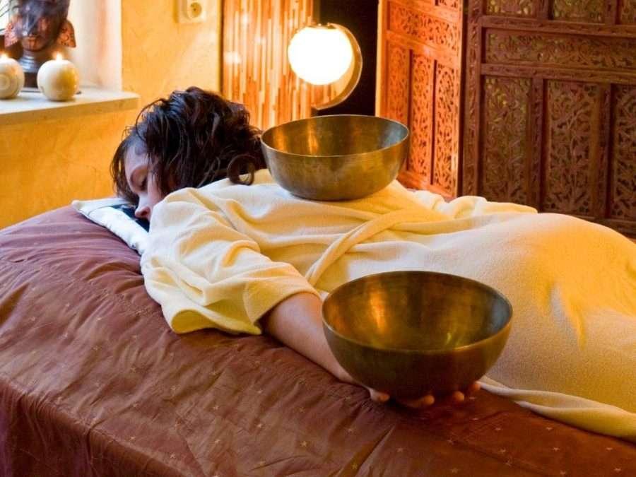 ManorHouse masaż misami