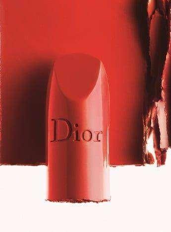 dior szminka okładka