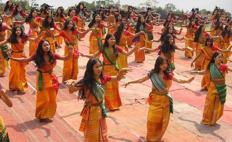 bangladesz taniec