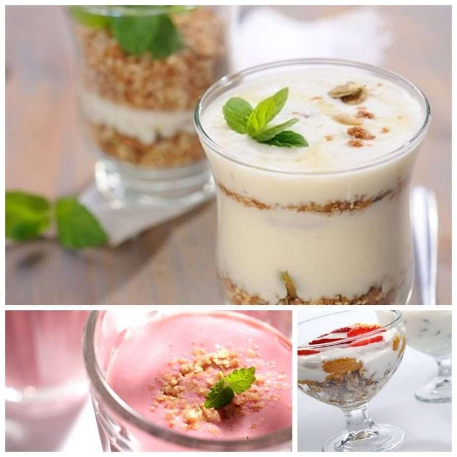 zdrowy jogurt