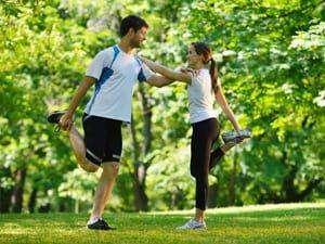 okładka joging