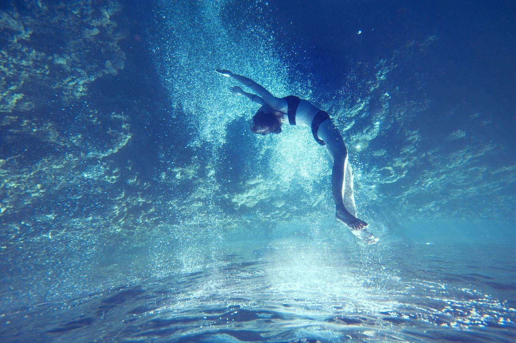 morskie głębiny