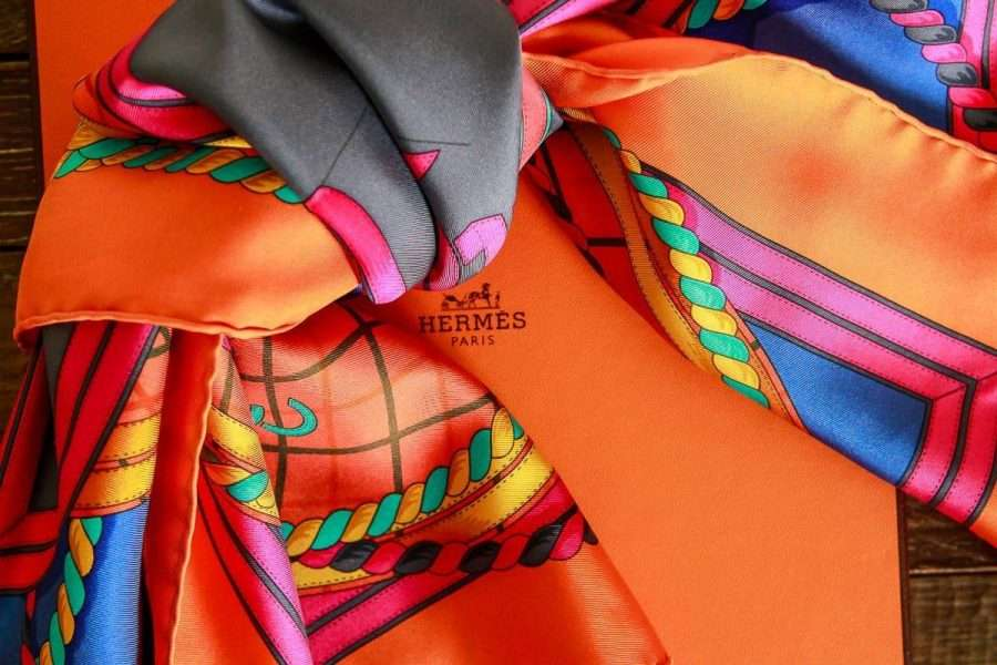 Hermès apaszka 2com