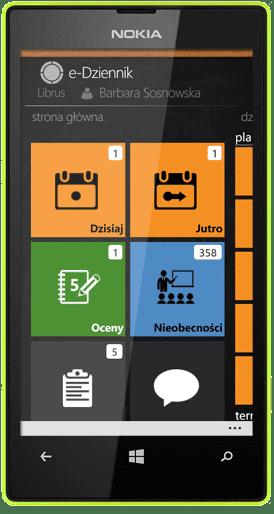 aplikacja mobilna_e-Dziennik