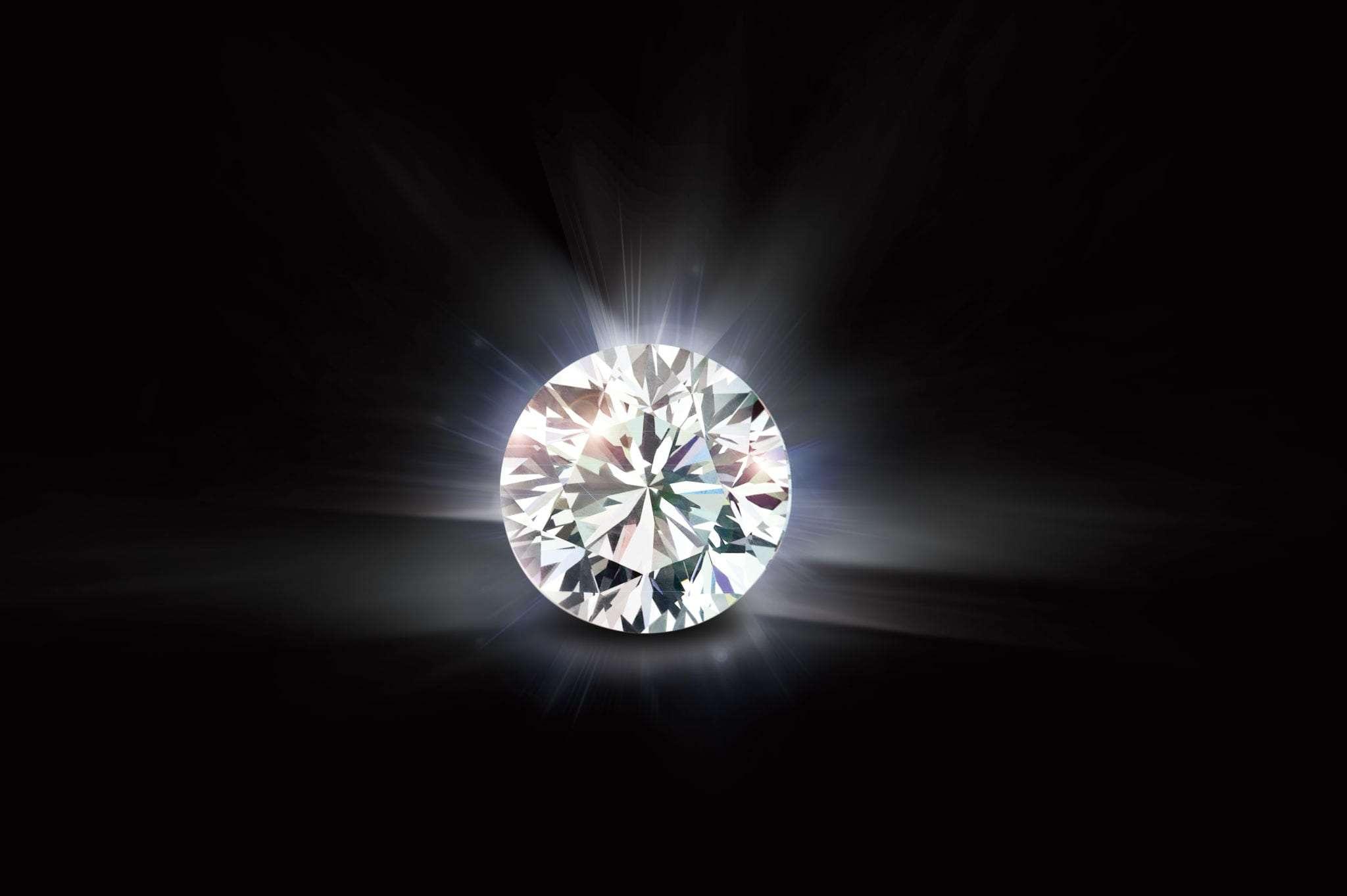 diament idealny YES