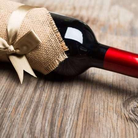 Wino w prezencie
