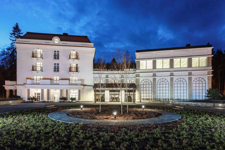 Hotel SPA Dr Irena Eris Polanica