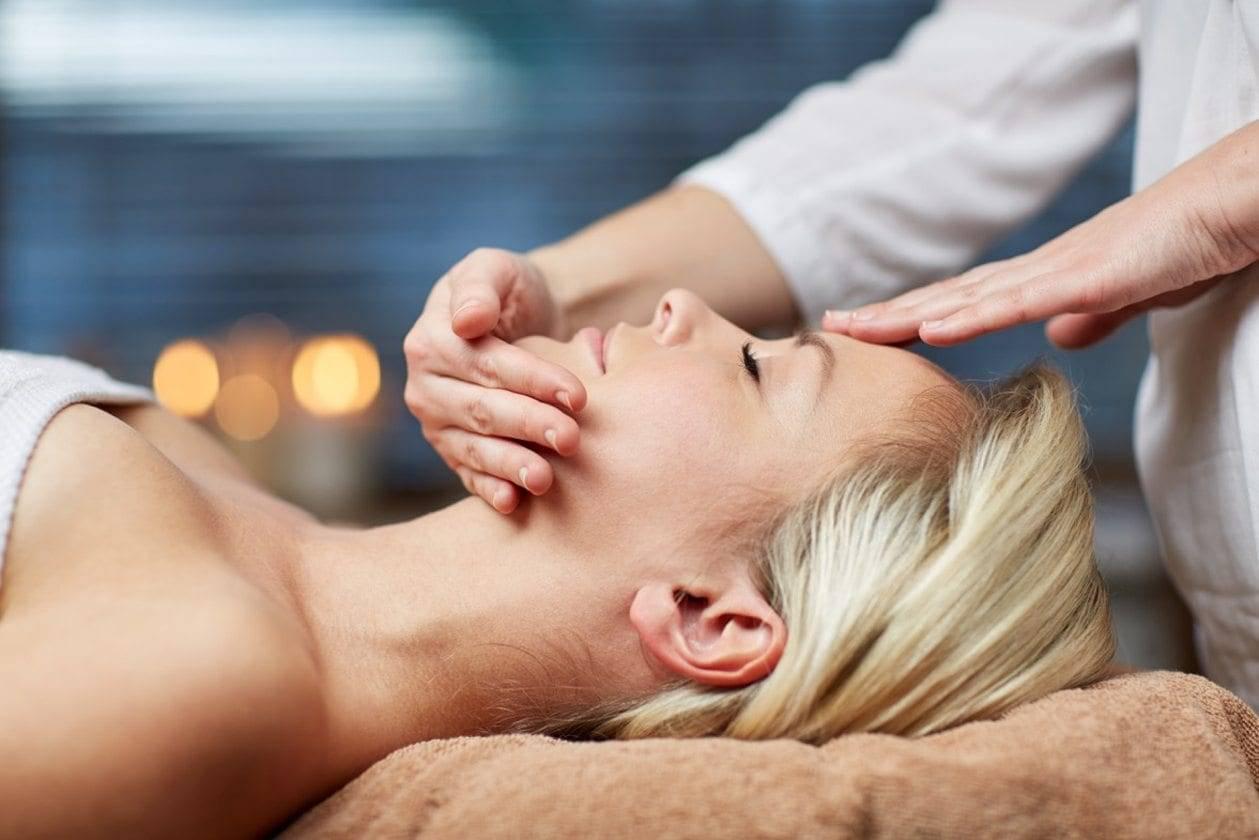 Как сделать хороший массаж лица