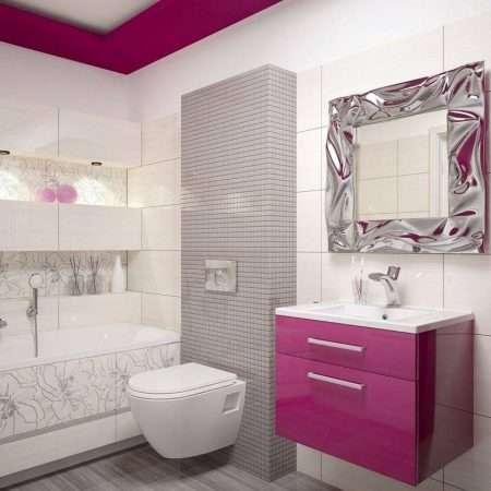Pomysły na małe łazienki