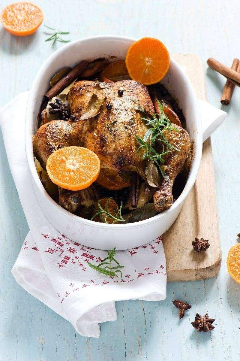 Kurczak korzenny na Boże Narodzenie z mandarynkami_DSC2488