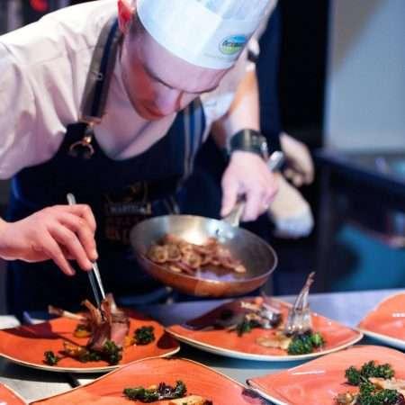 Konkurs L'art de la cuisine Martell