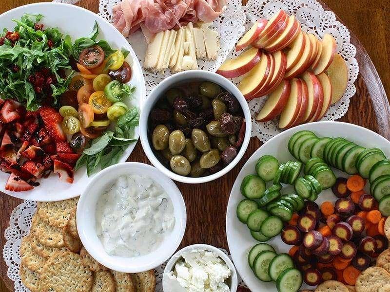 Jak łączyć warzywa i owoce