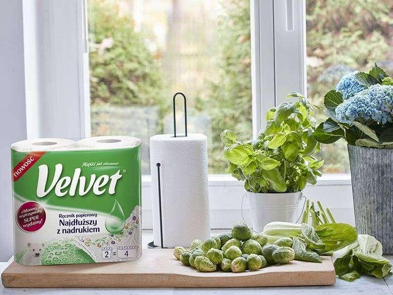 Kuchenny niezbędnik Velvet