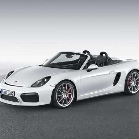 Porsche Boxster – wydanie drugie