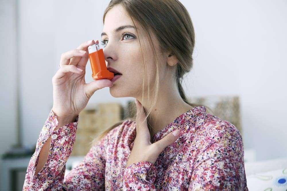 Rozpoznaj astmę