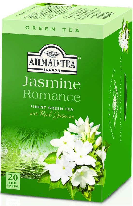 Jasmine Romance Ahmad Tea