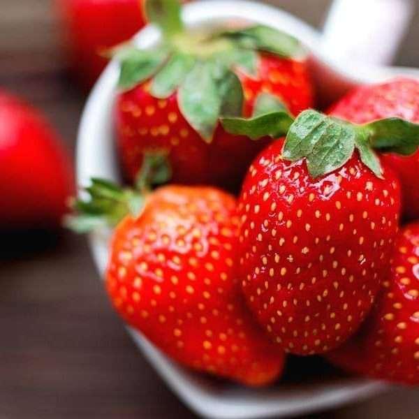 Zdrowie ukryte w truskawkach