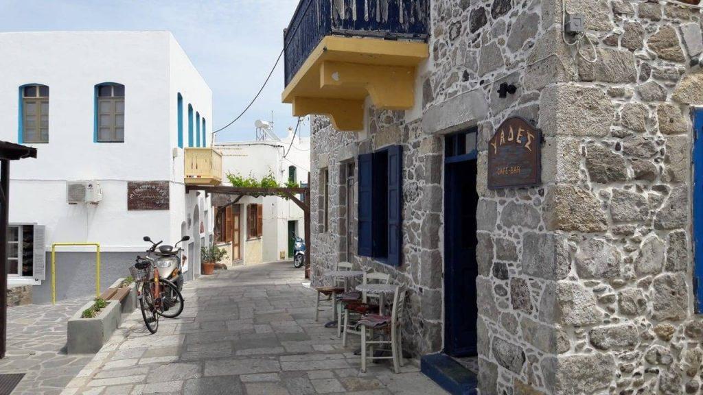 Greckie wakacje na Nissiros