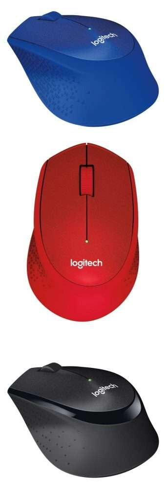 Logitech Silent Mice Plus M330