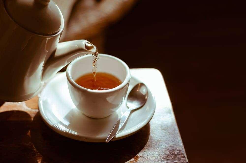 Pijmy herbatę jesienią