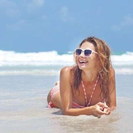 Pielęgnacja skóry po urlopie