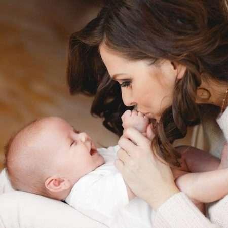 Rozwój dziecka w trzech pierwszych miesiącach