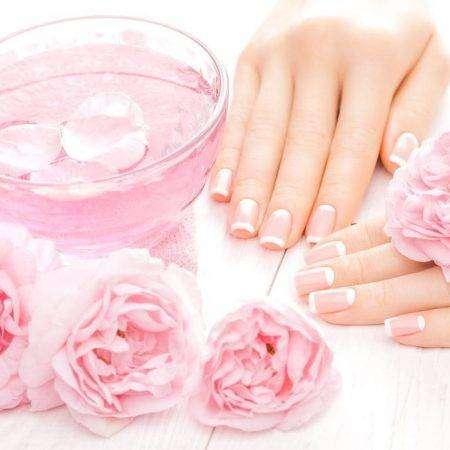 Idealny manicure na wiosnę