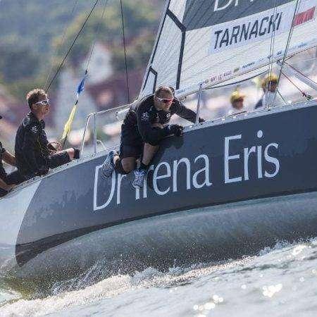 Pod żaglami Dr Irena Eris – Sopot Match Race