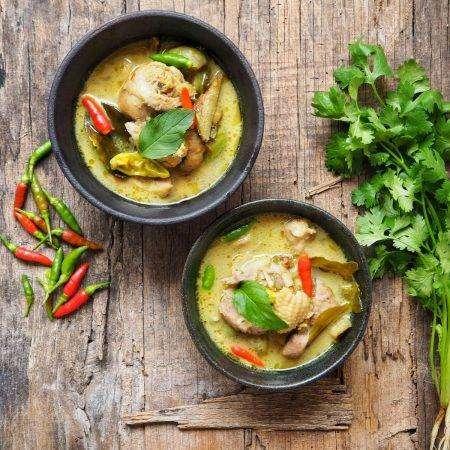 Sekrety kuchni tajskiej
