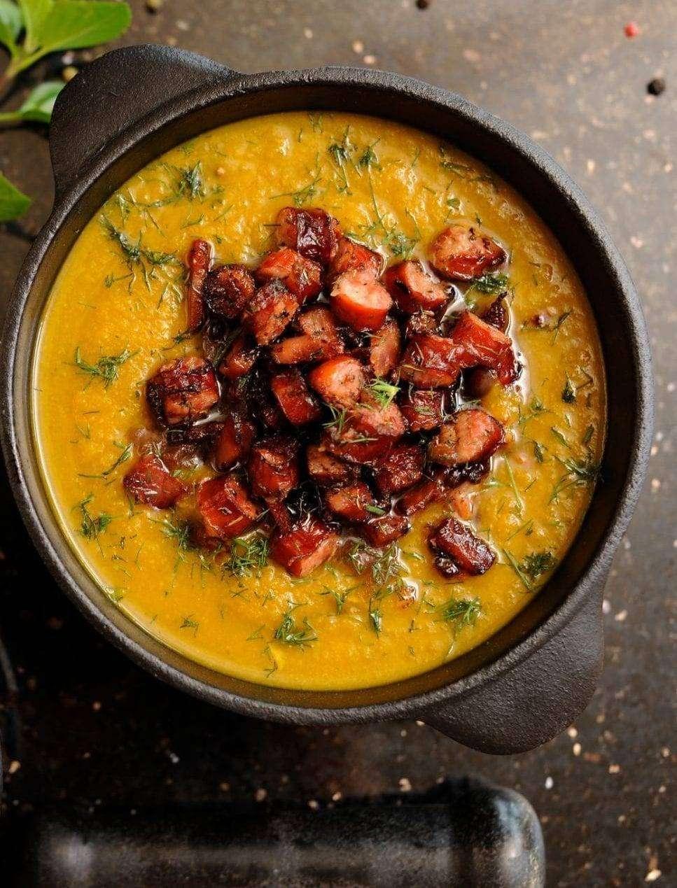 Jesienna zupa na odporność
