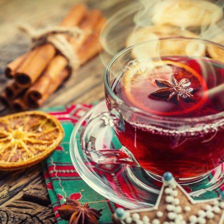 Zimowe smaki herbaty