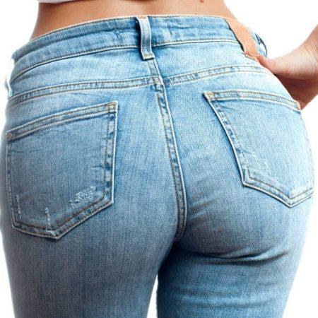 Sylwetka, o której marzysz dzięki jeansom push-up!