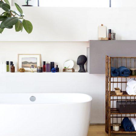 Ładna łazienka bez remontu
