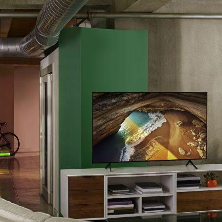 Soundbar Samsung Harman Kardon i telewizor Samsung Q60