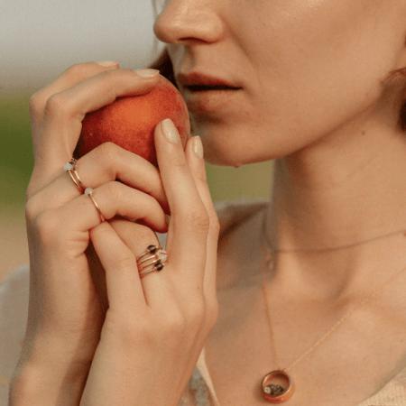 Biżuteria na jesień