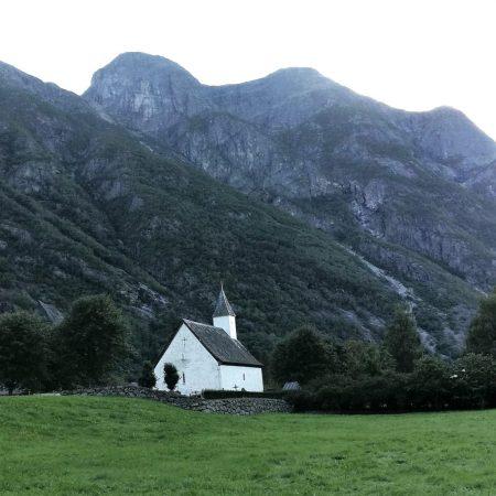 Trekking w Norwegii