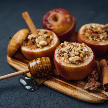 Przepisy na dania z jabłkami