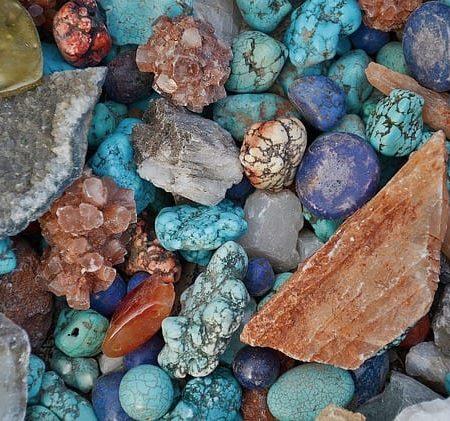 Moc kamieni szlachetnych