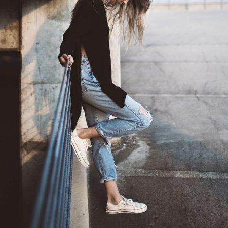 Buty sportowe w gwiazdorskim stylu