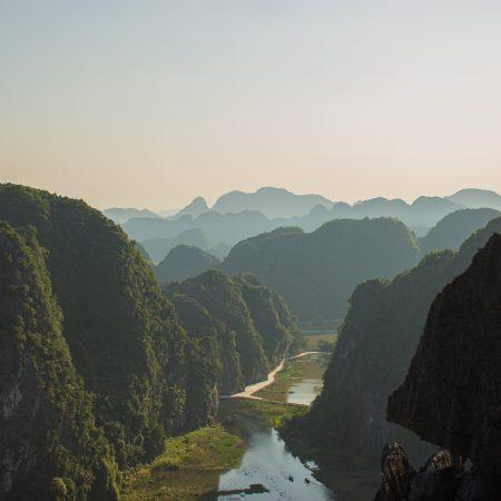 Wietnam, czyli Północ-Południe