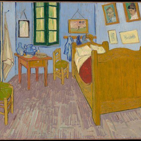 """Poniedziałek ze sztuką: """"Pokój van Gogha"""""""