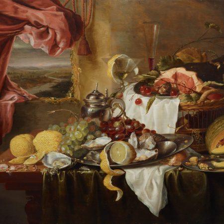 Poniedziałek ze sztuką: martwa natura