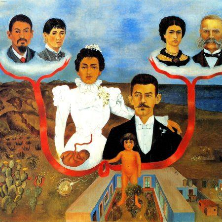 Poniedziałek ze sztuką: Frida Kahlo
