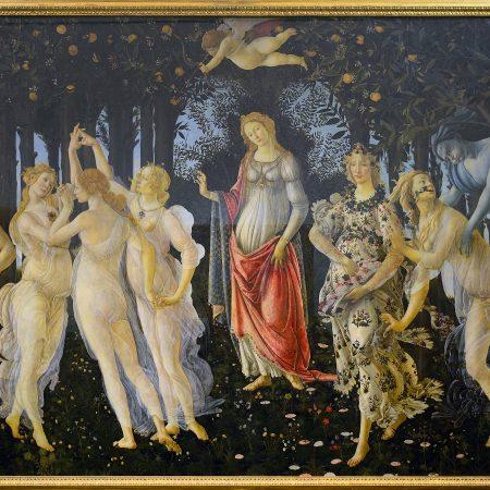 Poniedziałek ze sztuką: Botticelli