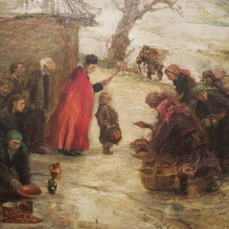 Poniedziałek ze sztuką: Teodor Axentowicz