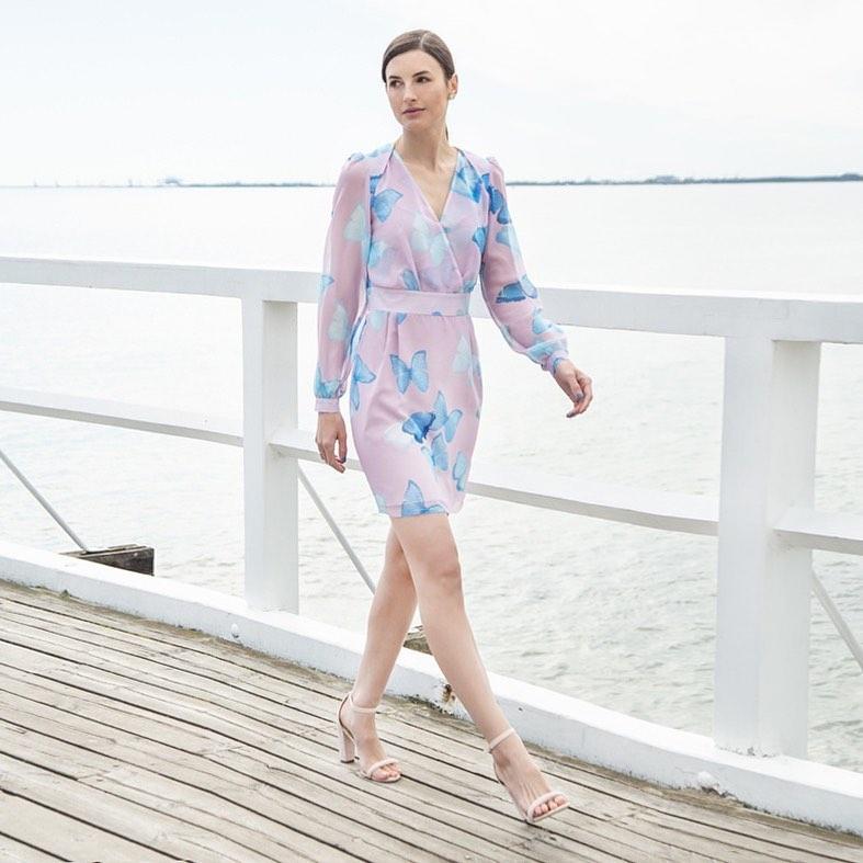sukienka cosel na lato
